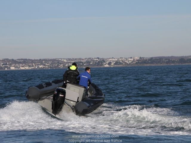 package semi-rigides V610 comfort en navigation